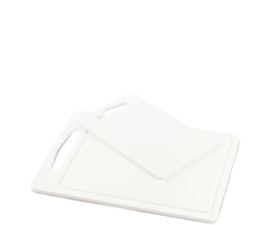 Funktion Chopping Board Set 2 items. Hvid