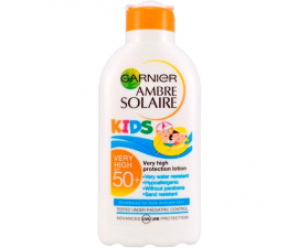 Garnier Ambre Solaire Kids Sensitive Sun Cream SPF50 - 200 ml