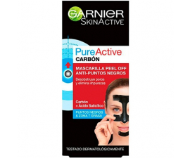 Garnier Pure Active Blackhead Facemask - 50 ml