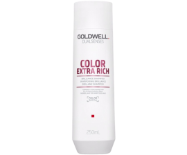 Goldwell Color Extra Rich Brilliance Shampoo - 250 ml
