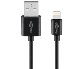 Goobay USB-A to Lightning Cable - 2 m