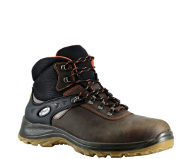 Grisport Trento Safety Shoes - Brown