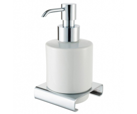 Haceka Soap Dispenser - White
