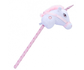 Happy Pets Hobby Horse - Unicorn