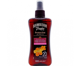 Hawaiian Tropic Protective Dry Spray SPF20 - 200 ml