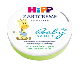 Hipp Babysanft Sensitive Creme - 75ml