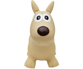 Hippy Skippy Hopper - Beige Dog