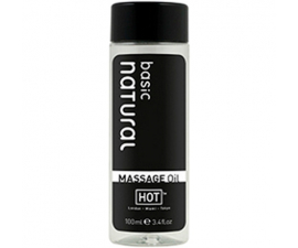 HOT Massage Oil Pure Basic - 100 ml