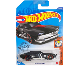 Hot Wheels Basic Singles - Muscle Bound