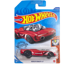 Hot Wheels Basic Singles - Rodger Dodger 2.0