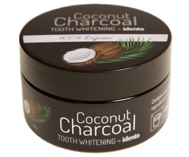Idento Coconut Charcoal Powder
