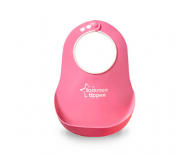 Tommee Tippee Catch All Bib - Pink