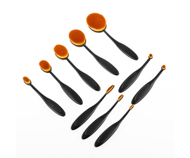 InnovaGoods Oval Brushes - 10 PCS