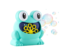 InnovaGoods Froggly Frog Bubble Machine