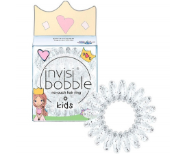 Invisibobble Kids Princess Sparkle - 3 PCS