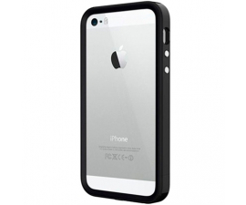 BasicPlus iPhone 8+ Bumper - Black