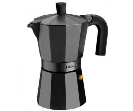 Monix Vitro Noir Coffee Brewer 1 Cup - Black