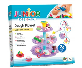 Junior Designer JDE Cupcake Tower Model Wax Set