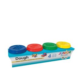Junior Designer JDE Play Dough - 4 PCS