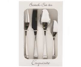 JEAN Products Exquisite Cutlery Set - 4 parts