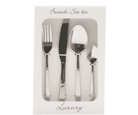 JEAN Products Luxury Cutlery Set - 4 parts