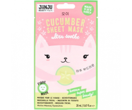 Jiinju Beauty Cucumber Sheet Mask