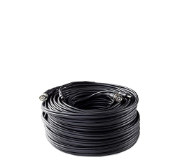 Nedis CCTV-Safety Cable BNC/DC - 30 meter