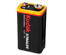Kodak Xtralife 9V Battery