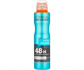 L'Oreal Men Expert Cool Power Deodorant - 250 ml
