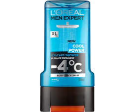 L'Oreal Men Expert Cool Power Body Wash - 300 ml