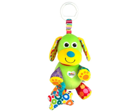 Lamaze Pupsqueak Rattle