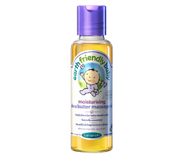Lansinoh Earth Friendly Baby Shea Butter Massage Oil
