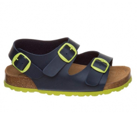 Lico Child Sandal - Marine Blue