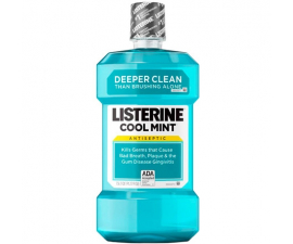 Listerine Mouthwash Cool Mint - 500 ml