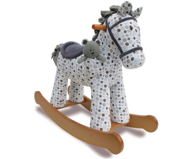 Little Bird Told Me Dylan and Boo Rocking Horse