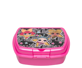 LOL Surprise Lunch Box - Pink