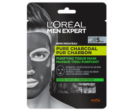 L Oreal But Expert Pure Charcoal Face Mask