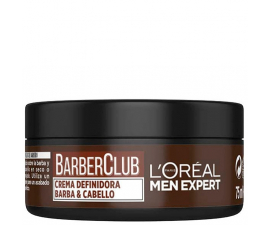 L Oreal But Expert Barber Club Styling Cream - 75ML