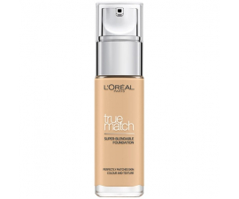 L Oreal True Match Foundation - 2W Golden Almond