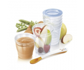 Philips Avent storage cups for food