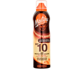 Malibu Sun Cream Spray SPF 10 - 175 ml