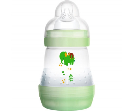 MAM Anti Colic Feeding Bottle 0+months - 160 ml