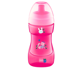 MAM Sports Cup Drinking Bottle 12+ Mos - 330ML