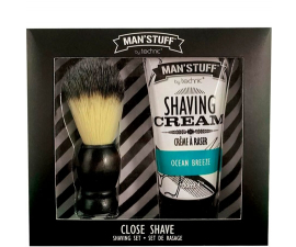 Man'Stuff Close Shave Kit