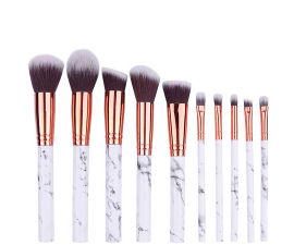 BasicPlus Makeup Brush Set - 10 items