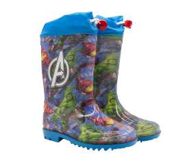 Marvel The Avengers Rubber Boots - Blue