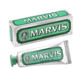 Marvis Classic Strong Mint Toothpaste - 25 ml