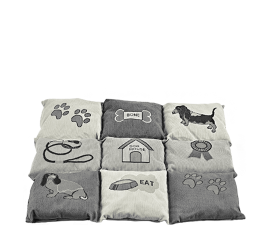 Mascow Dog Bed - 74x6x58cm