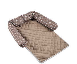 Mascow Dog Bed - 89x11x61cm