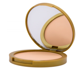 Mayfair Feather Finish Face Powder - Deep Peach